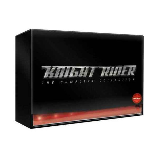 Knight Rider Dvd Box Set Knight Rider Complete Box Set