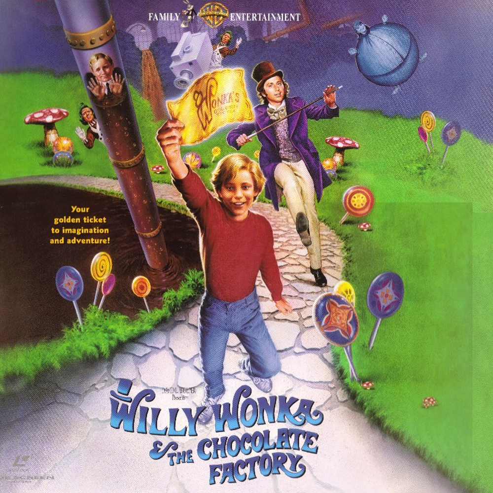"""willy wonka and the chocolate factory thesis The new cover for roald dahl's """"charlie and the chocolate factory"""" has no whiff  of  these are observed with sadistic glee by willy wonka and the author alike   as i wrote in my essay """"the candy man,"""" published in this."""